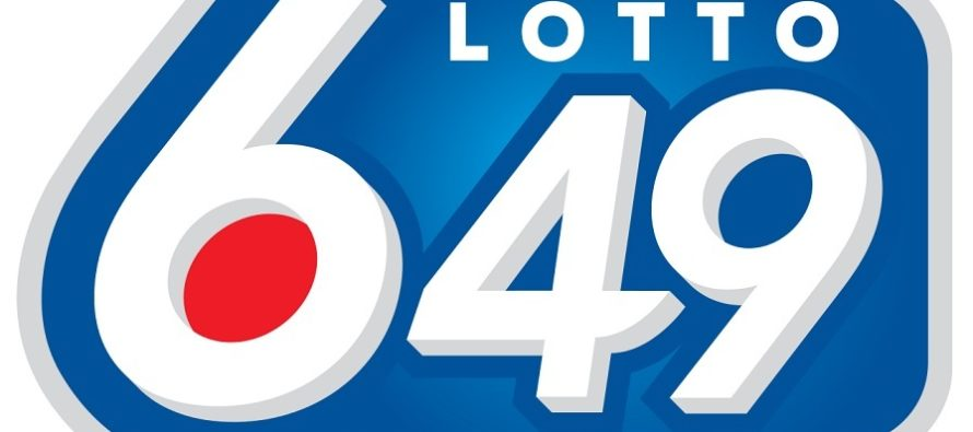 Saturday's $5 Million Lotto 649 Jackpot Went Without Top Winner