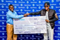 31-Year-Old Mason hits Sh20million SportPesa Mega Jackpot Bonus
