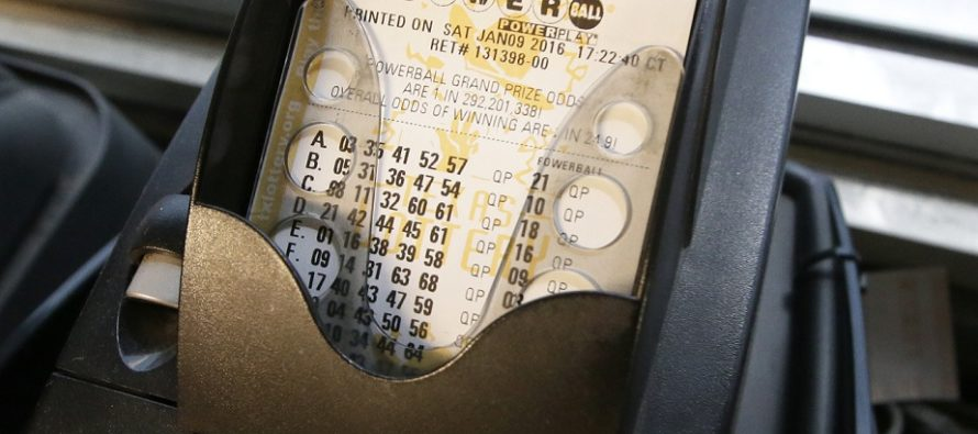 Woman discovers Powerball winning ticket before Christmas