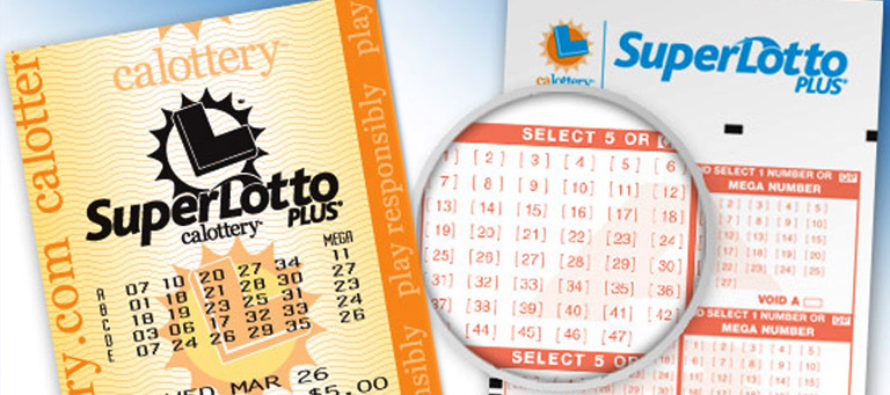 Superlotto Plus Ticket Bought in East Bay Wins $40 Million