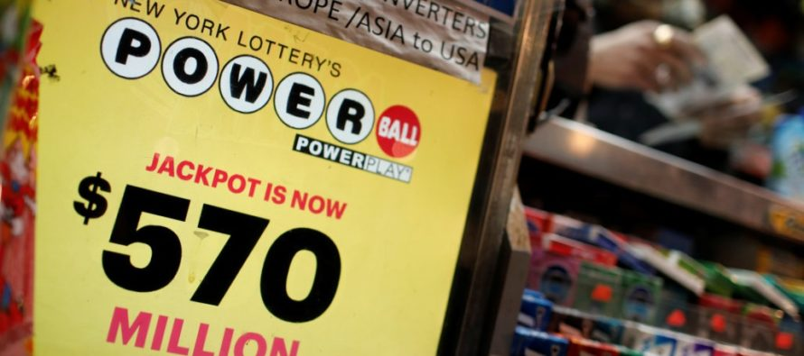 Hampshire man wins $559.7 million Powerball jackpot